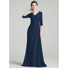 flattering mother of the bride dresses for apple shape