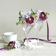 Decorations Free-Form Wedding/Party/Casual (Sold in a single piece) Wedding Flowers