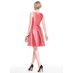 sequin cocktail dresses knee length