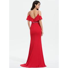 vestidos de baile de fenda