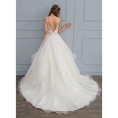 sleek lace wedding dresses sydney