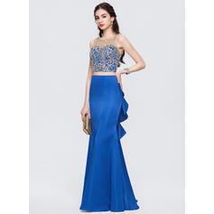 robes de soirée pour femmes à manches longues