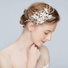 "Hairpins Wedding/Special Occasion/Art photography Alloy 8.66""(Approx.22cm) 3.94""(Approx.10cm) Headpieces"