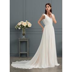 tall wedding dresses