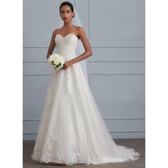 sequined brudekjoler