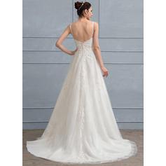 robes de mariée de style royal