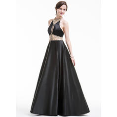 prom dresses that show cleavage