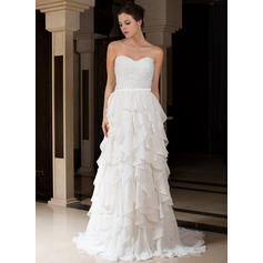 formal wedding dresses white
