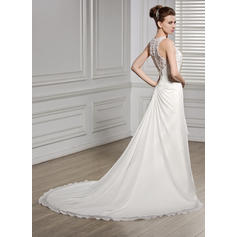 simple and affordable wedding dresses