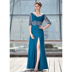 blue mother of the bride dresses for women