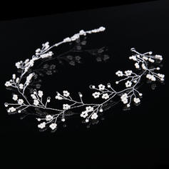 Headbands Wedding/Special Occasion/Party/Carnival Crystal/Alloy/Imitation Pearls Glamourous (Sold in single piece) Headpieces