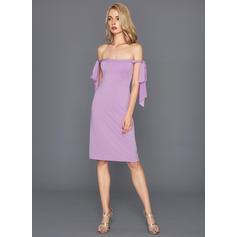 vestidos de cocktail puffy