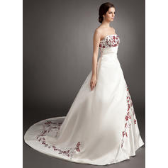 grecian stil brudekjoler
