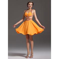burgundy tostykke homecoming kjoler 2021