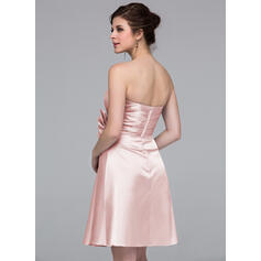 silk organza bridesmaid dresses