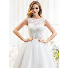robes de mariée en satin mat