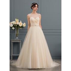 robes de mariée paillettes