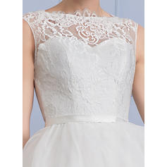 robes de mariée du matin pour la mariée