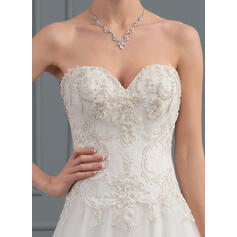 straight wedding dresses with long sleeves