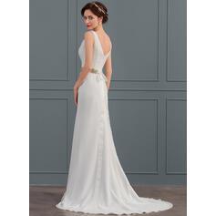 robes de mariée pour les petites mariées