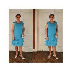 Corte A/Princesa Escote redondo Gasa Glamuroso Vestidos de madrina (008212801)