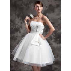vestidos de novia baratos de gran tamaño