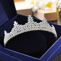 """Tiaras Wedding/Special Occasion/Casual/Outdoor/Party/Carnival/Art photography Crystal 5.51""""(Approx.14cm) Beautiful Headpieces"""
