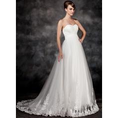 vestidos de novia de manga