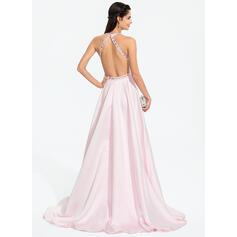 robes de bal violet