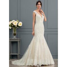 robes de mariée rustiques