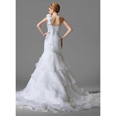 short gold wedding dresses uk