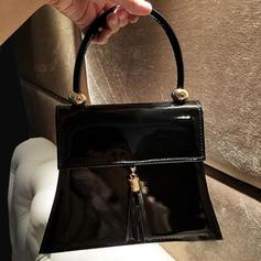 Einkaufstaschen Hochzeit/Zeremonie & Party/Büro & Karriere Lackleder Magnetverschluss Elegant Clutches & Abendtaschen