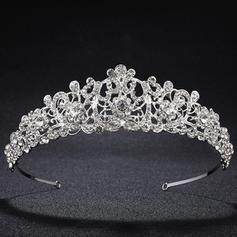 """Diademi Matrimonio/Occasioni speciali lega 14.17""""(Approssimatova 36cm) 1.57""""(Approssimatova 4cm) Accessori per capelli"""