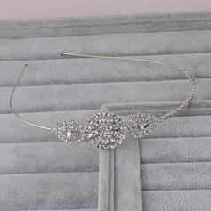 "Tiaras Wedding Rhinestone/Alloy 4.53""(Approx.11.5cm) 0.98""(Approx.2.5cm) Headpieces"