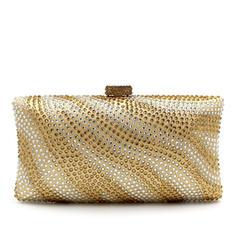 Handtaschen Hochzeit/Zeremonie & Party Kristall / Strass Schnippen Verschluss Elegant Clutches & Abendtaschen