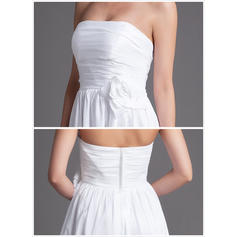 half sleeve plus size wedding dresses