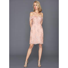 vintage lace cocktail dresses