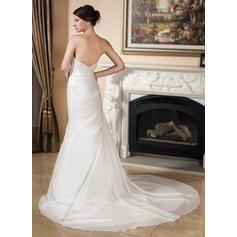 høyt lavt brudekjoler