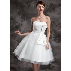 vestidos de novia al aire libre