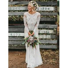A-Line/Princess Lace - Magnificent Wedding Dresses