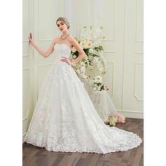 robes de mariée bas dos ouvert