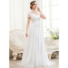 elegante mãe beading de vestidos de noiva