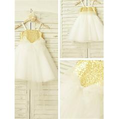 girls long flower girl dresses