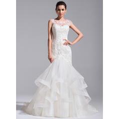 simple gold wedding dresses
