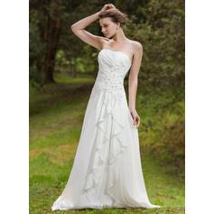 beachy wedding dresses 2021