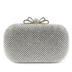 "Clutches Wedding/Ceremony & Party Clip Closure Shining 6.3""(Approx.16cm) Clutches & Evening Bags"