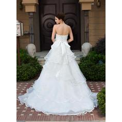 vestidos de novia de espalda baja