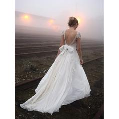 long train mermaid wedding dresses