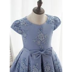retro flower girl dresses