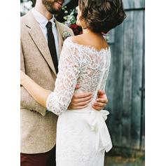 marinblå bröllopsklänningar